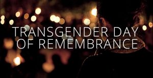 2017 Trans Day of Rememberance mourns deadliest year on record for transgender Americans