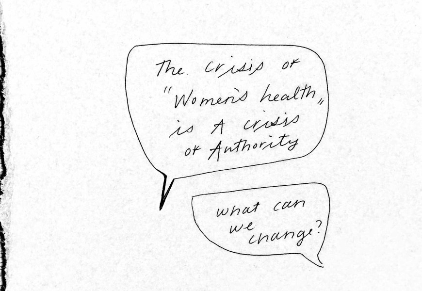 """How misdiagnosis in women's health is """"doing harm"""" to us all"""