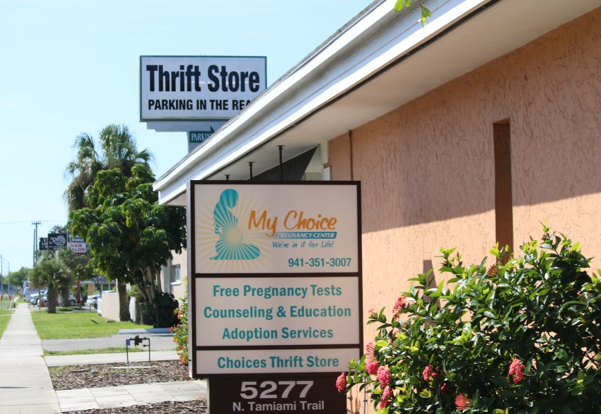 Crisis Pregnancy Centers in Sarasota: The pro-life alternative to Planned Parenthood