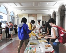 Celebrating the Mid-Autumn Festival at New College