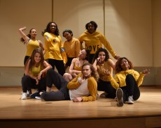 Annual dance collective showcase marks the end of the semester