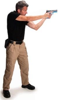 Marksmanship - Weaver Stance