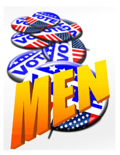 men vote
