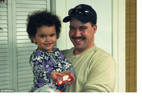 baby girl and cherrokee nation