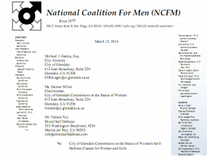 national coalition for men