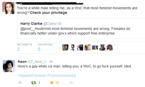 Feminist Hate of Gay Men 5