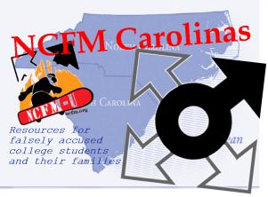 NCFM Carolinas ask for help to stop CASA