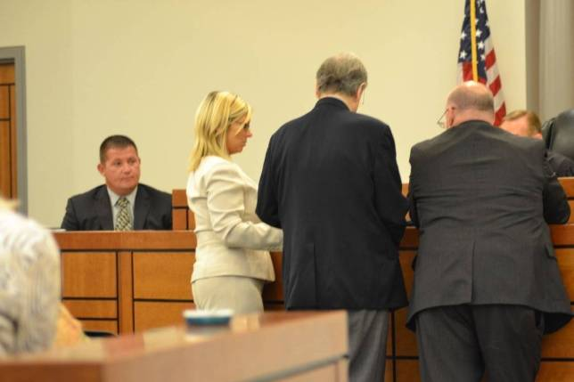 lynn prior in court major martin