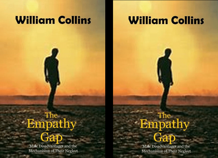 NCFM PR Director Steven Svoboda book review, The Empathy Gap: Male Disadvantages and the Mechanisms of Their Neglect.