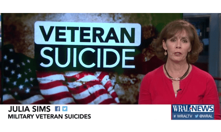 NC officials work to end state's high veteran suicide rate