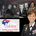 Saluting Women Veterans Dinner