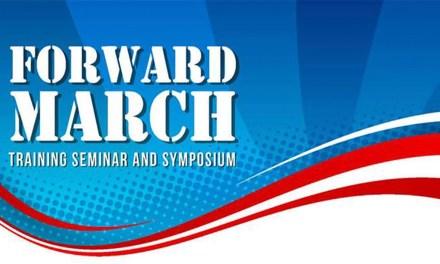 POSTPONED – 2018 Forward March Training Seminar & Symposium