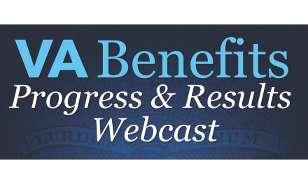"Under Secretary for Benefits Live ""Progress and Results Webcast"" to stakeholders"