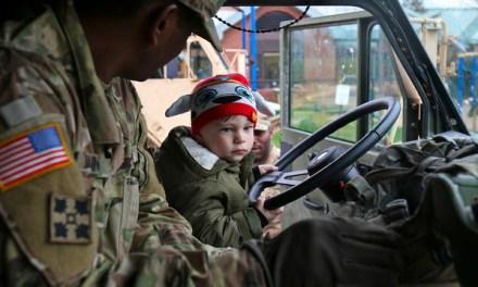 Veteran Children, a documentary