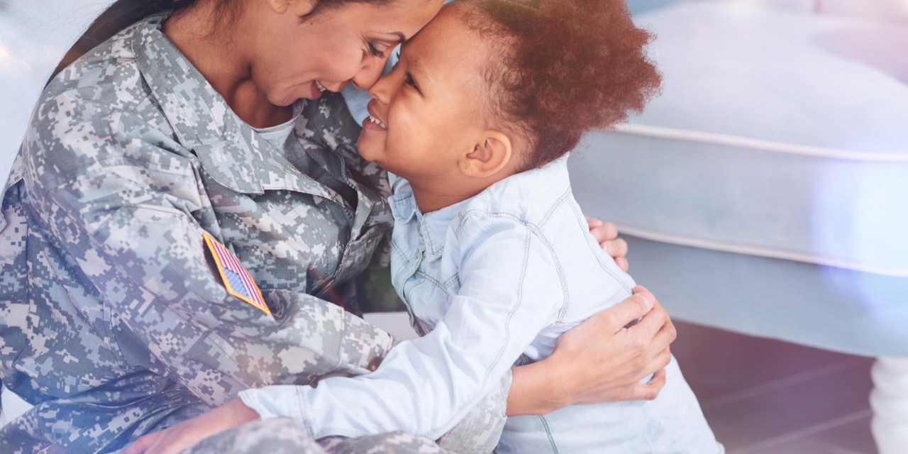Women in the Military -VA focuses attention to female health