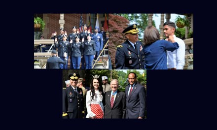 """NC Department of Military & Veterans Affairs (NC DMVA) Observes """"Armed Forces Day"""""""