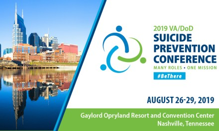 2019 Suicide Prevention Conference in Nashville, TN