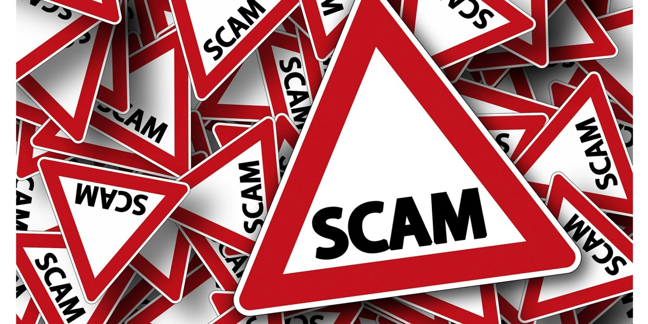 """Beware of """"Military Scams"""""""