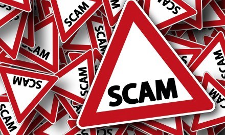 "Beware of ""Military Scams"""