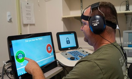 Telehealth technology helping rural Veterans with hearing problems