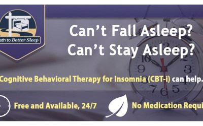 Free, Anonymous Online Course to Help Insomnia