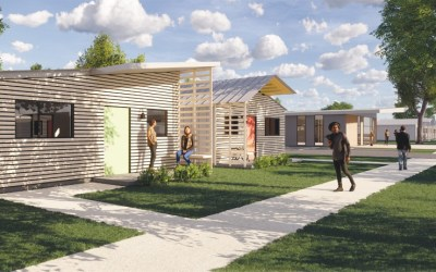 NCSU Student Project on Micro Housing for Veterans Wins National Award
