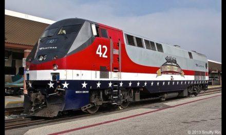 Amtrak Offering Veteran, Military Member Discounts
