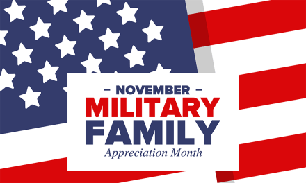 Military Family Appreciation Month