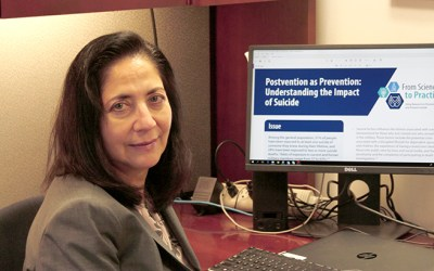 New VA Educational Series on Suicide Prevention Offers Guidance to Clinicians