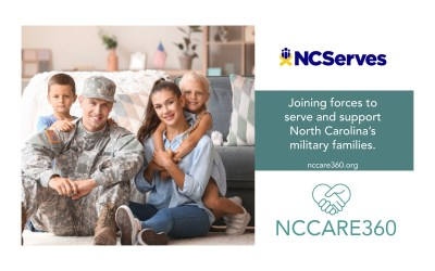 NCServes Joins Forces with NCCARE360