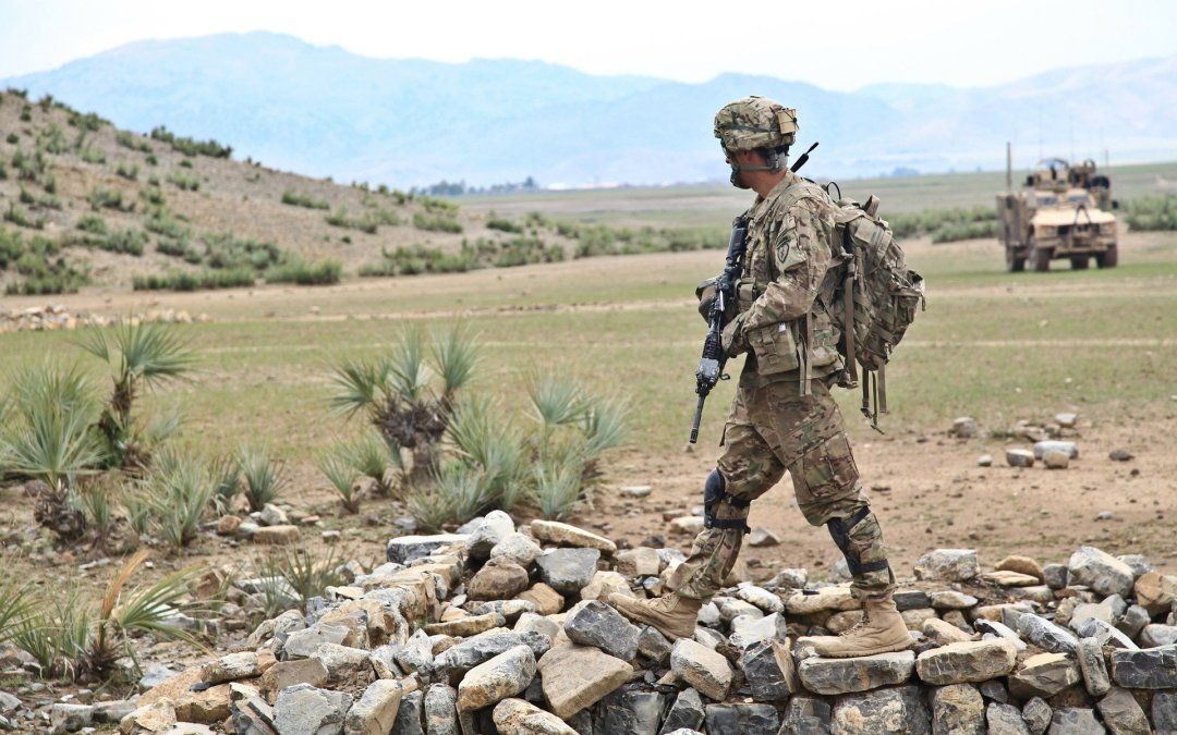 Provider Guide to Addressing Veterans' Reaction to Events in Afghanistan