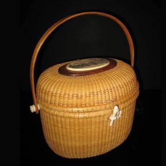 Traditional Nantucket purse