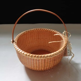 "5"" Nantucket basket (no lid)"