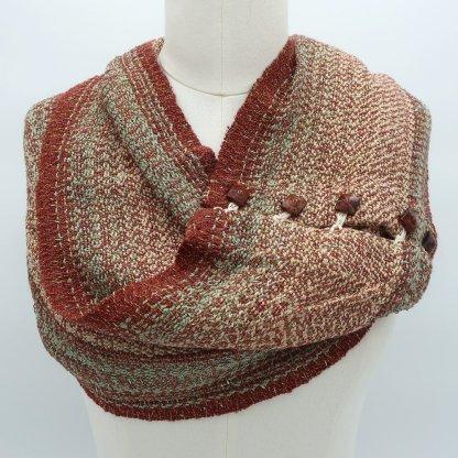 infinity scarf desert