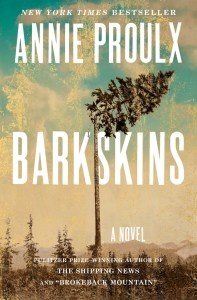 Barkskins, by Annie Proulx. Photo contributed by Simon & Schuster