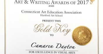 NCHS students take home the gold in Scholastic Art Awards