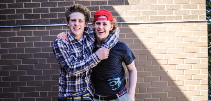 Talented Twins: Christian and Nate Sibbett