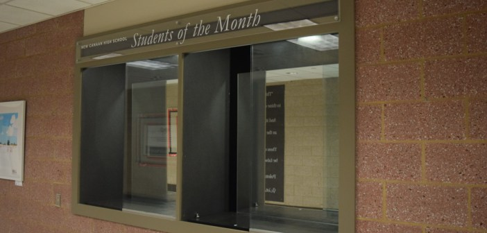 New 'award boards' aim to celebrate the NCHS community