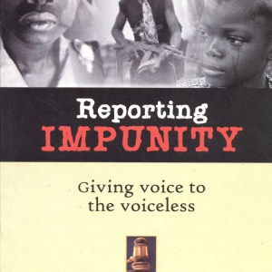 Reporting Impunity Cover