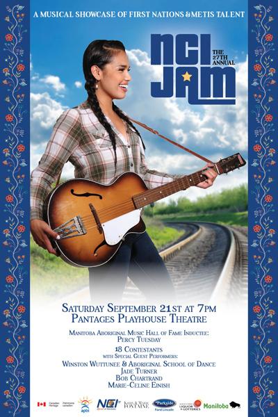 NCI JAM Poster