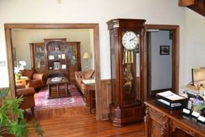McAllister's office
