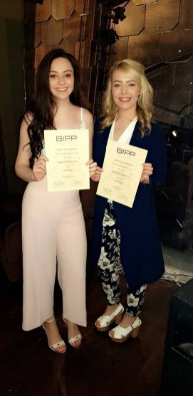 Students from NCL enjoyed the annual BIPP awards