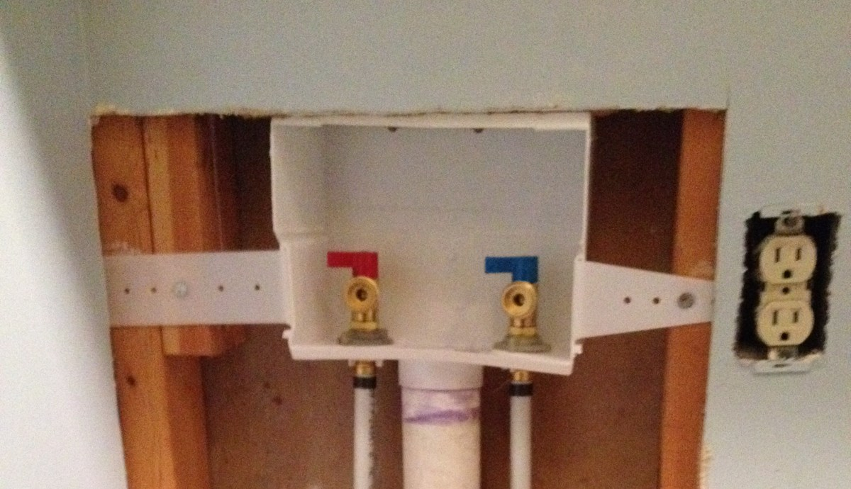 Laundry Connection Box Nc Master Plumber Llc