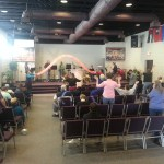 Worship at NCM on any given Sunday is a gift to the Lord!