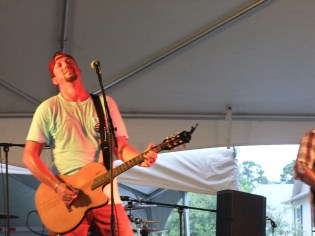 Bryan Mayer closes out Croaker Fest