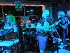 Rocking at The Brown Pelican