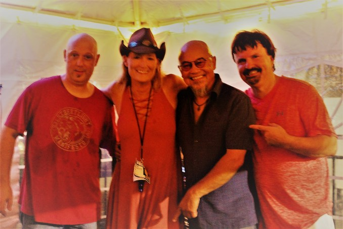 Tracey Stones with Cuz'n Kirk Blues Band