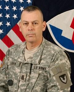 CSM DANIEL K. ELDER, US ARMYHQ Army Materiel Command