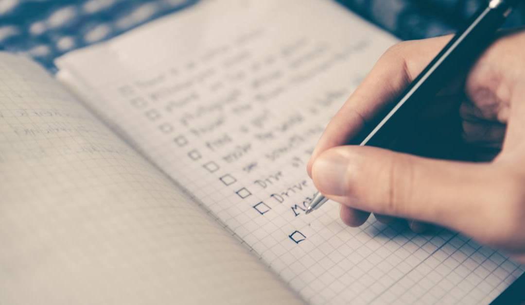Here's Our Complete Restaurant Marketing Checklist