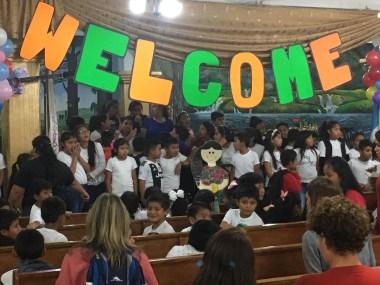 Welcomed at Jesus El Camino